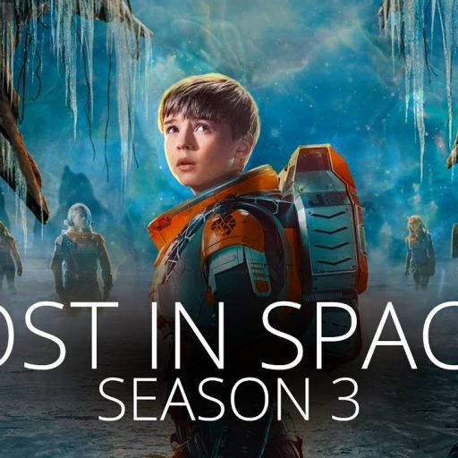 Lost in Space Season 3 Poster