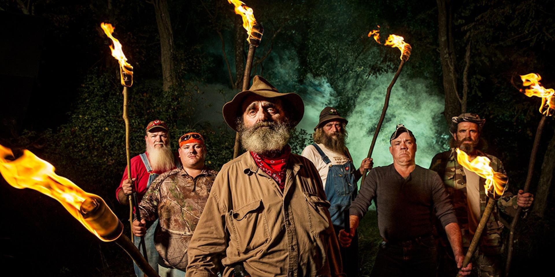 Mountain Monsters Season 7 Cast