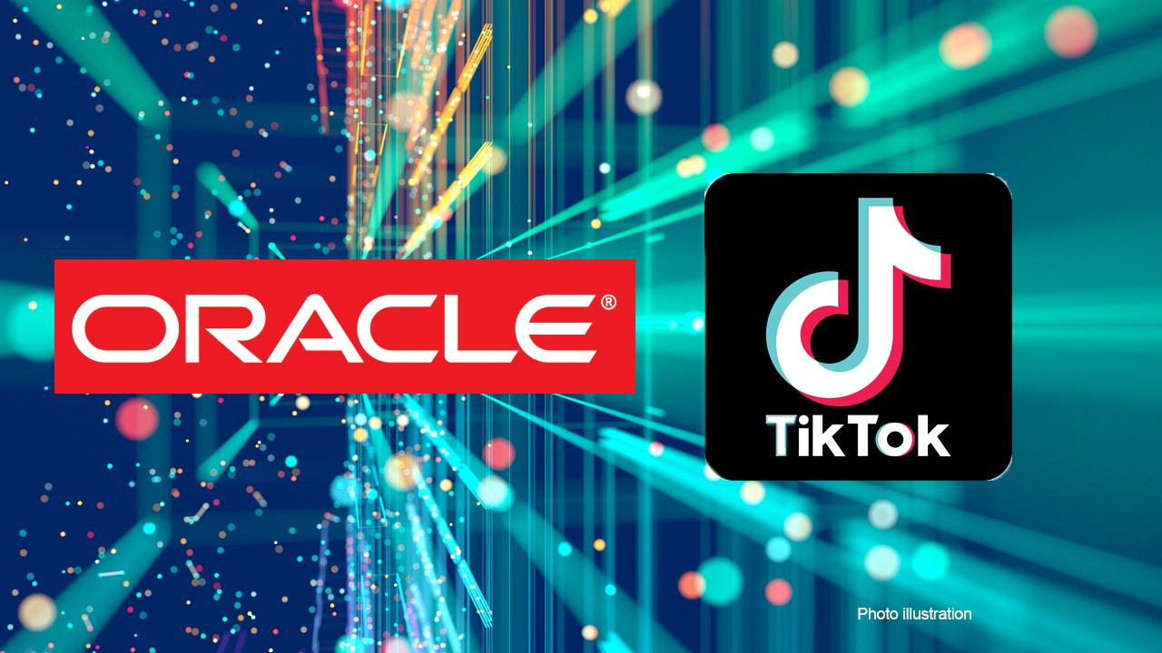 Oracle and TikTok