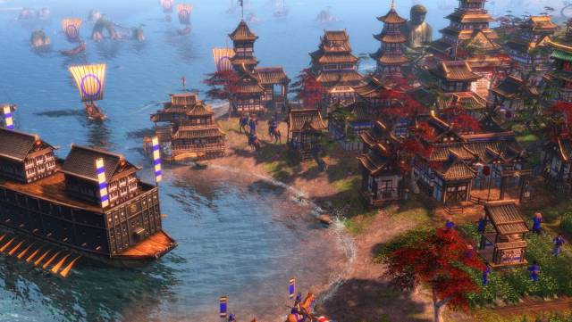 Age of Empires 3 Definitive Edition screenshot