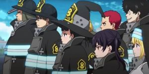 Fire Force season 2 Episode 6 release date