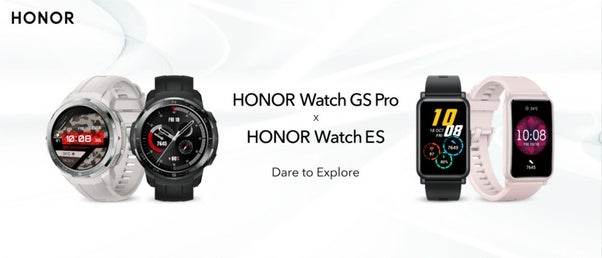 Honor Watch GS Pro, Honor Watch ES