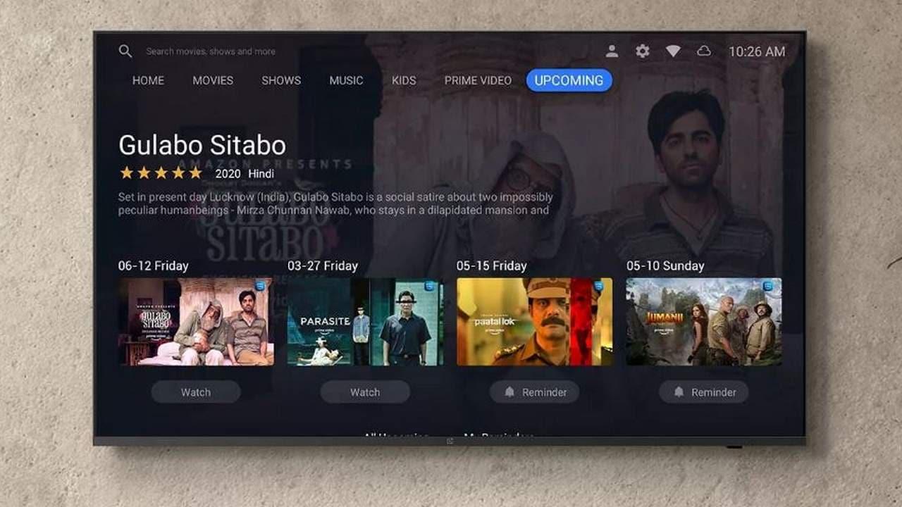 Mi TV 4A Horizon Edition VS OnePlus TV 32Y1.