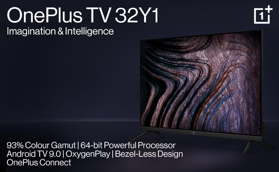OnePlus TV 32Y1
