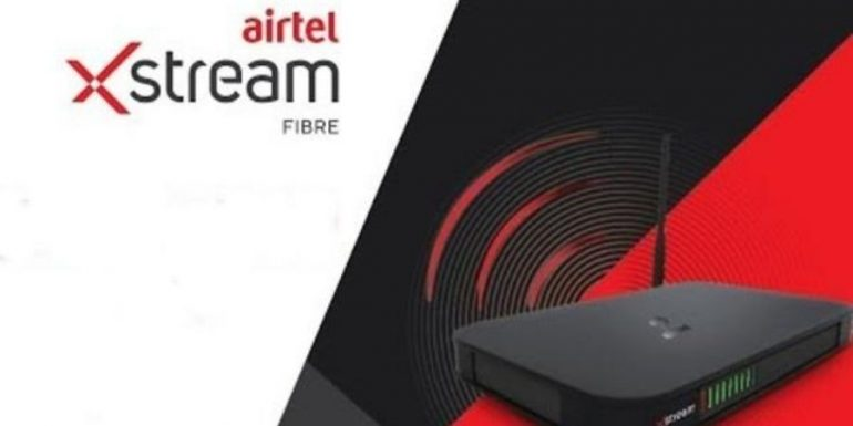 Broadband of Airtel Xstream Updates its Plans With 'Unlimited Data' High speed Internet