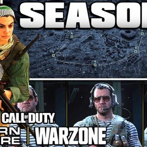 Call Of Duty Season 6 Modern Warfare and Warzone