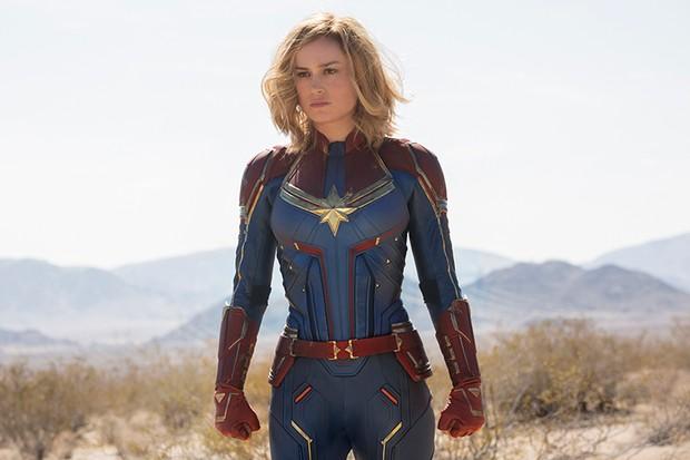 captain marvell