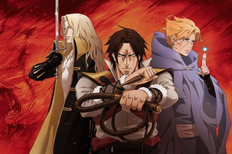 Castlevania Season 4 may be Releasing Soon