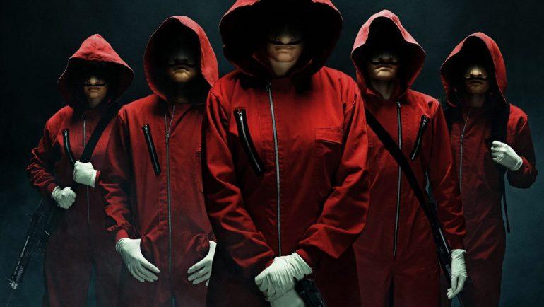 Money Heist Season 5 Resumes Shooting