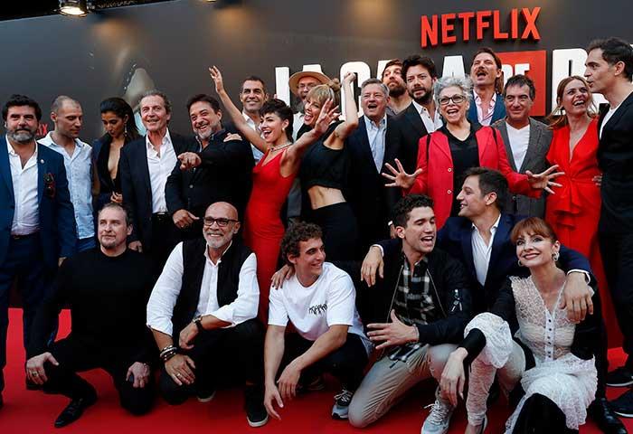 Money Heist Season 5 star Cast