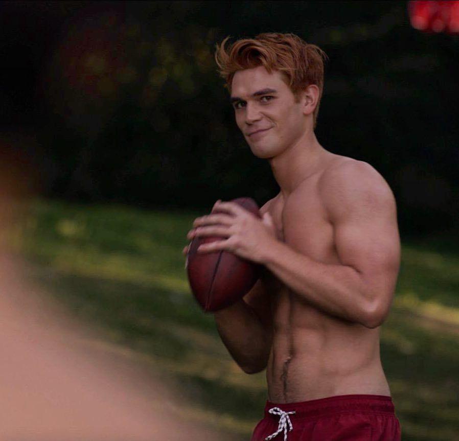 Riverdale Season 5 Shirtless Archie Andrews