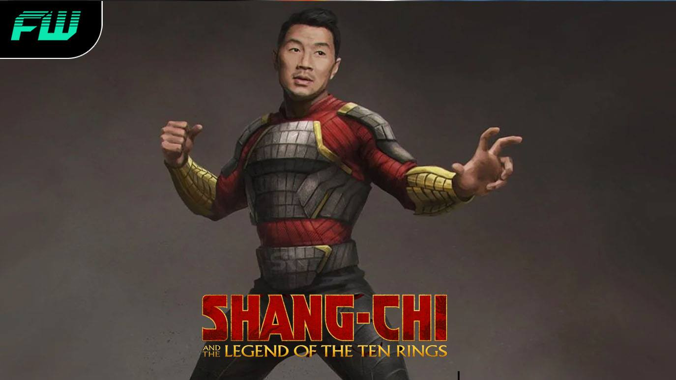 Shang Chi and the Legend of the Ten Rings releasing in 2021