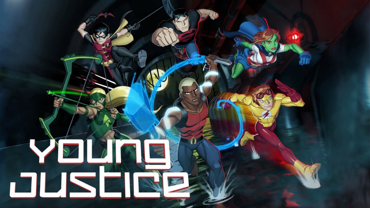 Young Justice Season 4 is Coming Soon on HBO Max