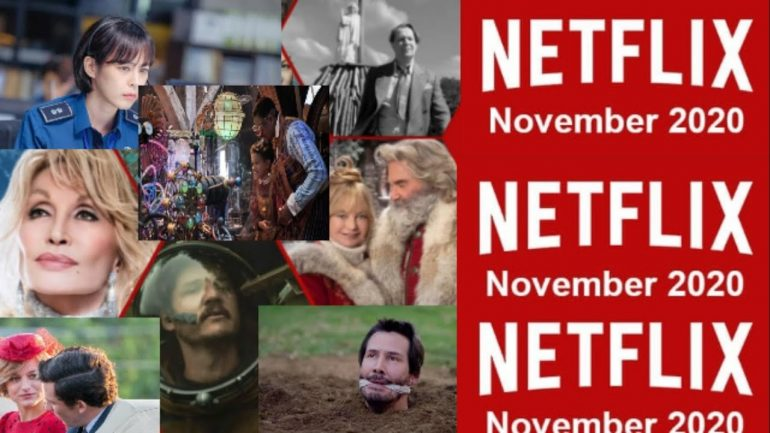 What's Coming To Netflix For November 2020