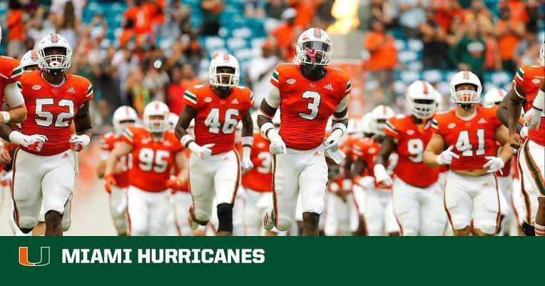 Miami Hurricanes (3)