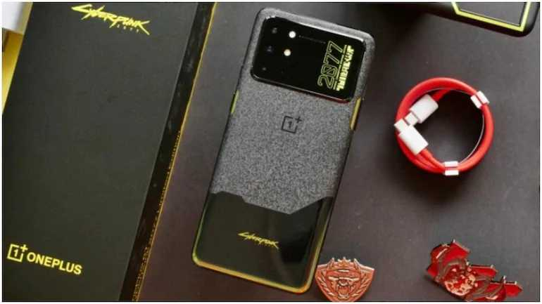 OnePlus 8T Limited Edition Highlight Features