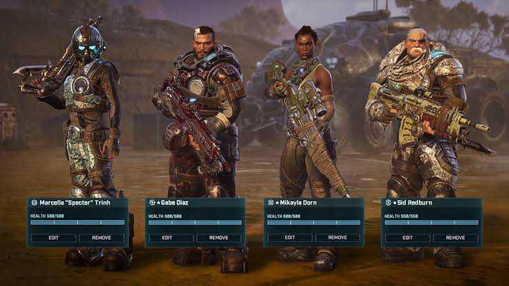 Gear Tactics Games